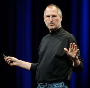 Steve Jobs 300x295 Celebrating Life with Steve Jobs