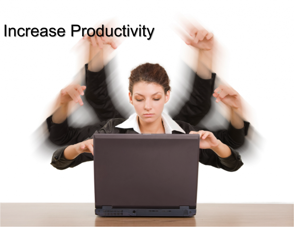 Increasing Productivity 1024x789 11 Strategies for Increasing Productivity & Maximizing Your Personal Powers