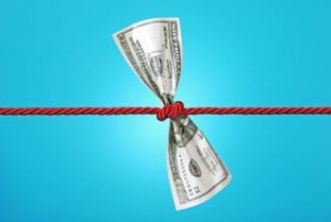 2015 03 26 money in a knot 300x201 Quick Fixes for Keeping More Money